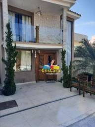 Casa com 3 dormitórios à venda, 300 m² por R$ 1.250.000,00 - Vale dos Cristais - Macaé/RJ