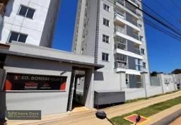 Apartamento com 2 dormitórios para alugar, 58 m² por R$ 880,00/mês - Cancelli - Cascavel/P