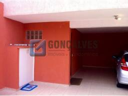 Casa para alugar com 3 dormitórios em Campestre, Santo andre cod:1030-2-36065