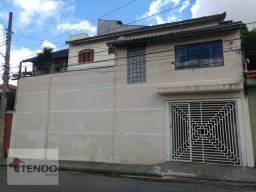 """Sobrado 144 m² - alugar - 4 dormitórios - 2 suítes - Mogi Moderno - Mogi das Cruzes/SP"""" /"""