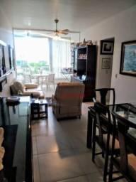 Apartamento com 2 dormitórios para alugar, 85 m² por R$ 2.500/mês - Barra da Tijuca - Rio