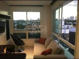 Apartamento à venda com 1 dormitórios em Petrópolis, Porto alegre cod:LP1028