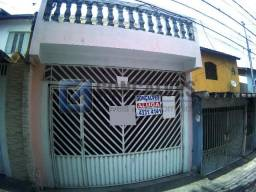 Casa para alugar com 2 dormitórios em Centro, Sao bernardo do campo cod:1030-2-36072