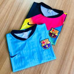 Camiseta time básica