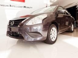 Nissan Versa V-Drive 1.6 Plus CvT R$ 77.440,00