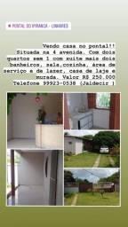 Vende-se casa no Pontal do Ipiranga