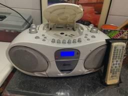 Rádio cd dvd Lenox