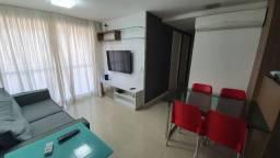 Apartamento Helbor Papicu - 70 m2 Mobiliado 3 quartos