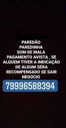 PAREDÃO  PAREDINHA SOM
