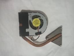 Cooler + Dissipador Notebook Dell Inspiron N4050