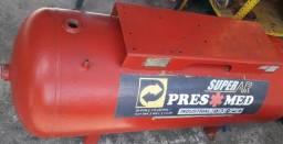 Tanque (balão) de compressor 400lt