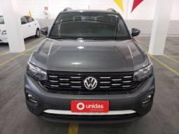 Volkswagen T-Cross 1.0 200 TSI Total Flex Comfortline Automatico