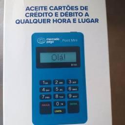 ACEITE CARTÃO DE CRÉDITO E DÉBITO À QUÁLQUER HORA E LUGAR
