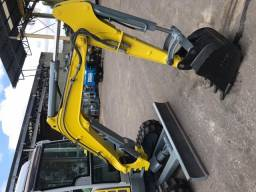 Mini Escavadeira 28Z3 Wacker Neuson