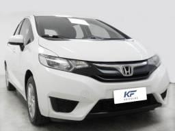 Honda Fit 1.5 LX Branco Automático Completo