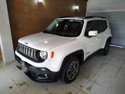 Jeep Renegate 1.8 Longitude Aut. 2018 U.dono Raridade