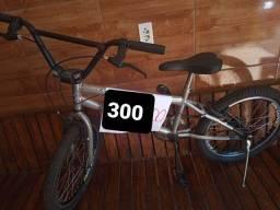 Bicicleta aro 20 pneu balão