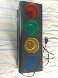 Refletor de Luzes Coloridas para Iluminação de Palco TecPort Ls4s