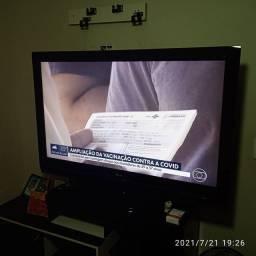 Tv LCD da LG 53 polegadas