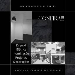 Drywall Curitiba - Orçamentos em 24h- Atuance Decore