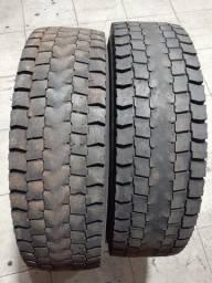 Pneus semi novos Pirelli 275/80