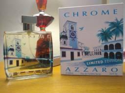 Perfume Azzaro Chrome Edição limitada