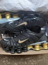 Nike Shox TL ou 12 molas do Neymar Tam 39/40