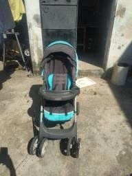 Carrinho + Bebê Conforto - Comprado no EUA pouco usado