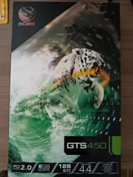 Placa de Vídeo GTS 450 2GB GDDR5