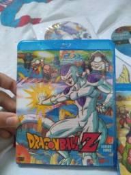 Dragon ball Z em bluray