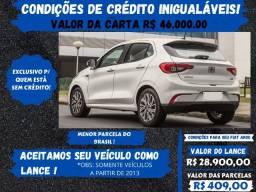 Fiat Argo 2019 - Antes do carro vêm o crédito, você já possui ele? Pense nisso!