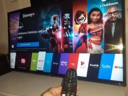 """R$ 1.990  Smart Tv LG Led 49"""" WebOS 3.5 (Impecável, estado de nova)"""