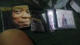 Coletânea de cds Milton Nascimento