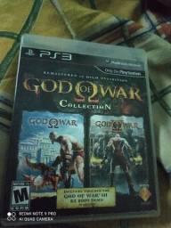 God of war coleção