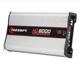 Modolo Taramp's HD 8000 RMS