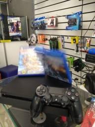 Playstation 4 semi-novo