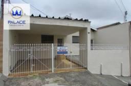 Casa com 2 dormitórios para alugar, 113 m² por R$ 900/mês - Nova América - Piracicaba/SP