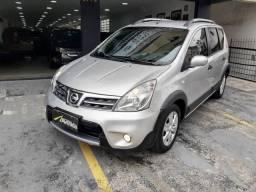 Nissan Livina 1.8 Sl X-Gear 16V Flex 4Portas Automático 2012/2013