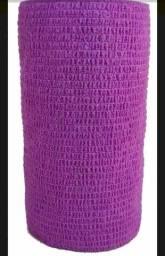 Bandagem/atadura Elastica Flexivel -tipo Coban Tam: 10 X 4,5