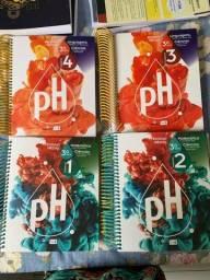 Apostilas pH coleção completa