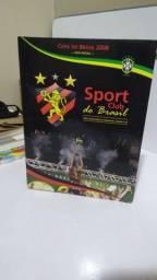 DVD Oficial Sport Campeão Copa do Brasil 2008