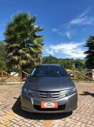 CITY 2011/2012 1.5 EX 16V FLEX 4P AUTOMÁTICO