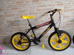Bicicleta aro 16 do batman
