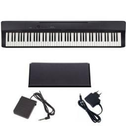 Piano Digital Casio Privia PX160BK - 88 Teclas