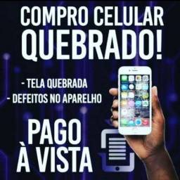 COMPR@MOS CELULAR DISPLAY QUEBRADO