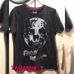 Camiseta do Jason