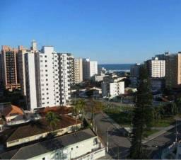 Apartamento à venda com 1 dormitórios em Guilhermina, Praia grande cod:140142