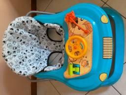Andador Infantil Tutti Baby Safari Musical