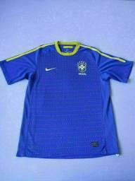 Camisa Original Nike Seleção Brasileira (Ac. Cartão)