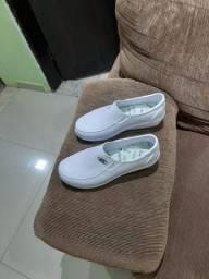 Sapato branco de Enfermagem